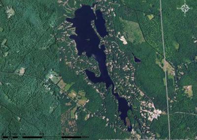 Belleau-Lake-Aerial