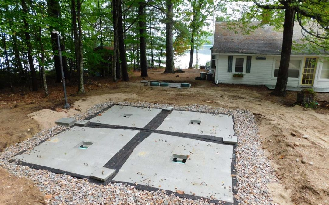 8 New Septic Systems for Province Lake Residents
