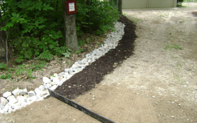 Infiltration Trench: Do-It-Yourself Conservation Practices