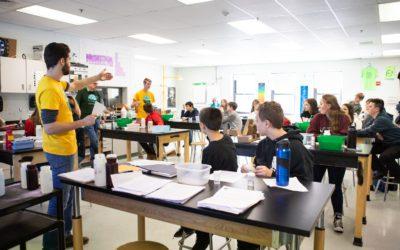 AWWA – 7th Grade Well Water Testing